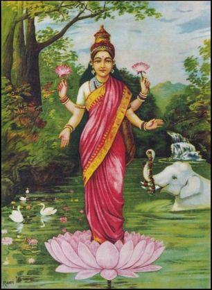 Raja_Ravi_Varma,_Goddess_Lakshmi_(Oleograph_print).jpg